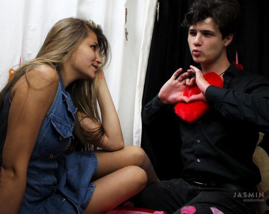 Live Sex Cam Couple BeOurVoyeur