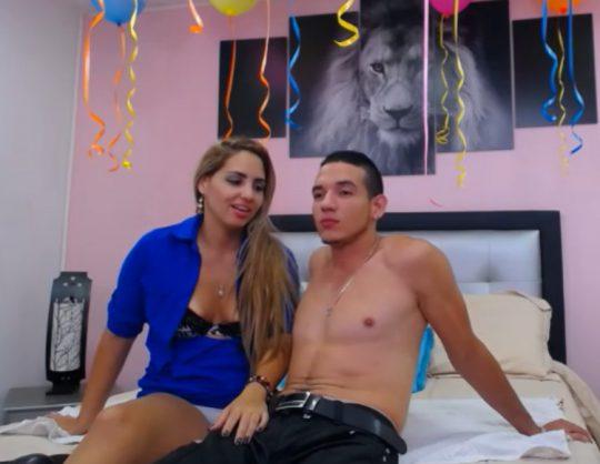 Live Sex Cam Couple MrandMrsPharrel