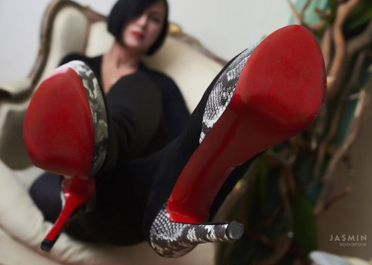 Kinky Fetish Sex Cam MissVonTease